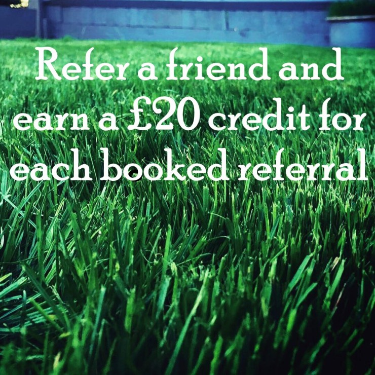 lawn referral